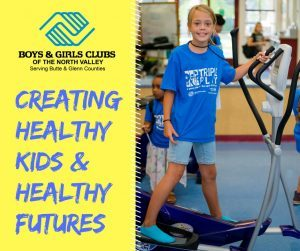 Creating healthy kids and healthy futures