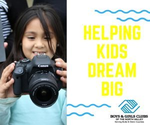 Helping kids dream big